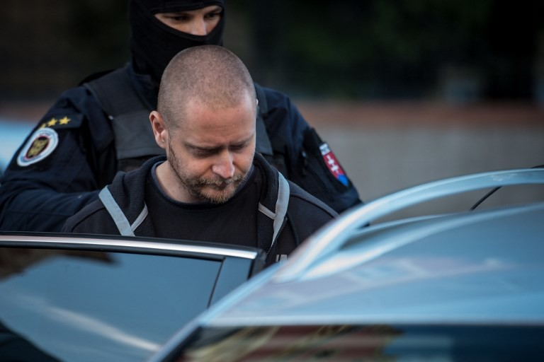 Fourth person charged in Slovak journalist's murder