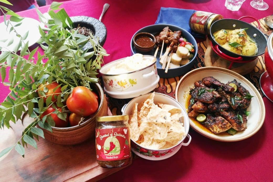 The story of 'sambal koja'