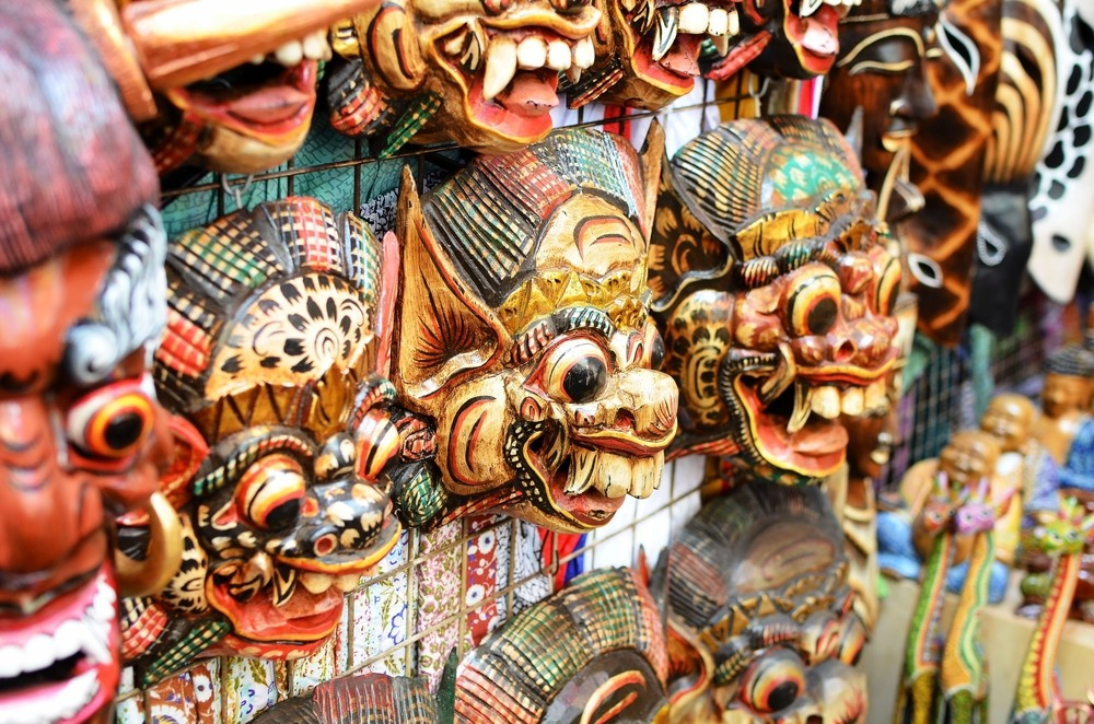 30 SHARES      Balinese handicrafts for sale at Ubud Market in Gianyar, Bali | The Jakarta Post