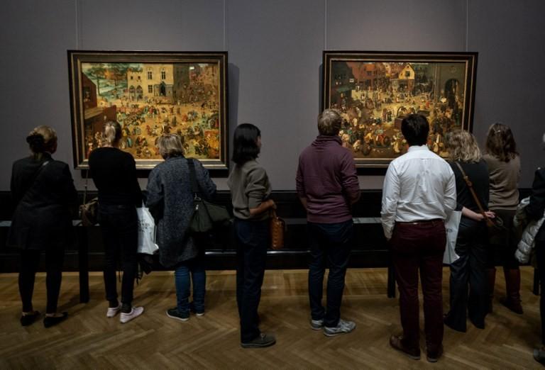 Bruegel the Elder masterpieces in Vienna world first