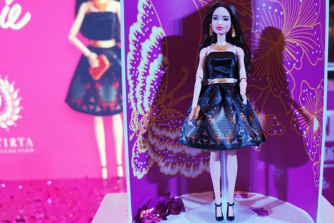 Mattel Indonesia launches Barbie Batik Kirana for younger generation