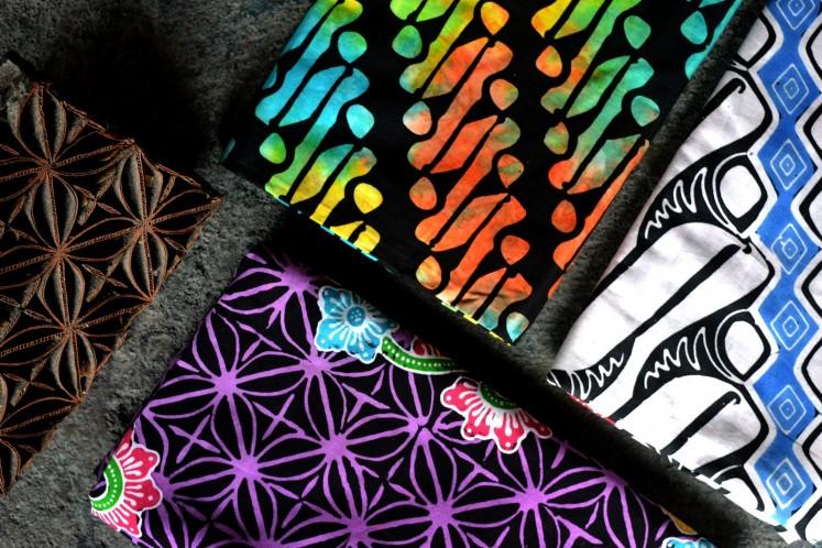 Monetizing batik in the creative economy