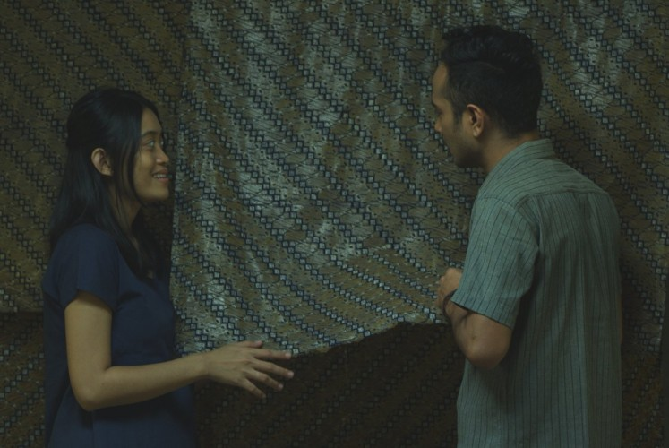 A scene from 'Sekar', a 30-minute film directed by Kamila Andini.