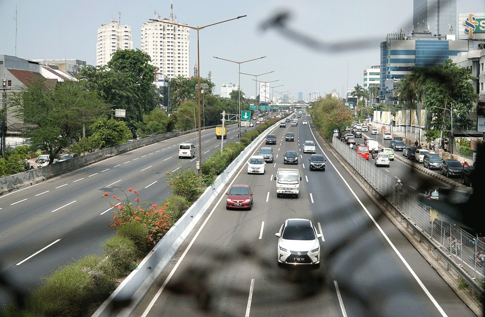 COVID-19: Toll roads into and out of Jakarta still operating normally