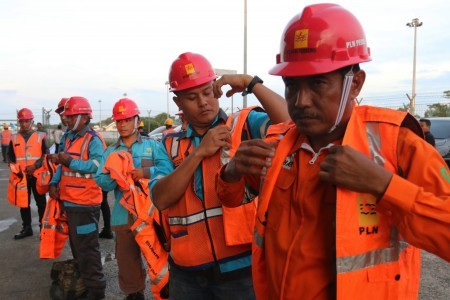PLN faces most difficult electricity recovery work in Palu