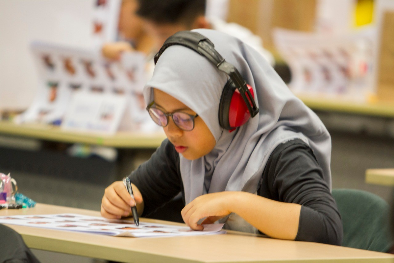 C. Sulawesi student wins two medals at Asia Open Memory Championship