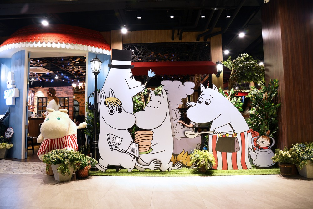Tokyo-area Moomin theme park completes construction