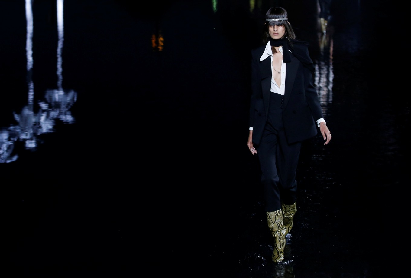 From Milan to Paris, fashion firms fret over fur