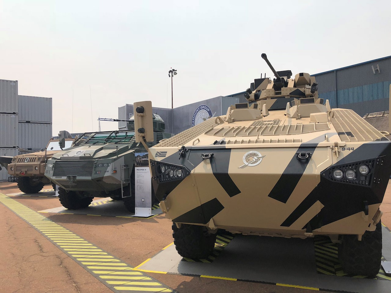 Saudis seek wide-ranging deals with South African arms firms