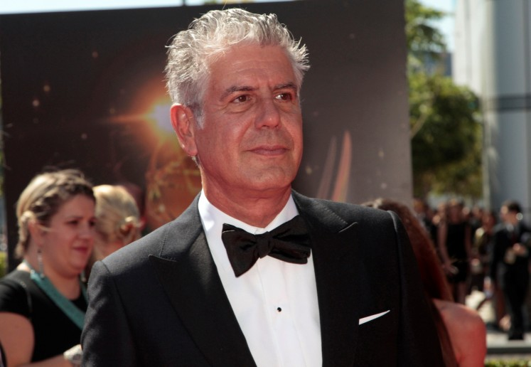New memorial book of Anthony Bourdain to be released in May