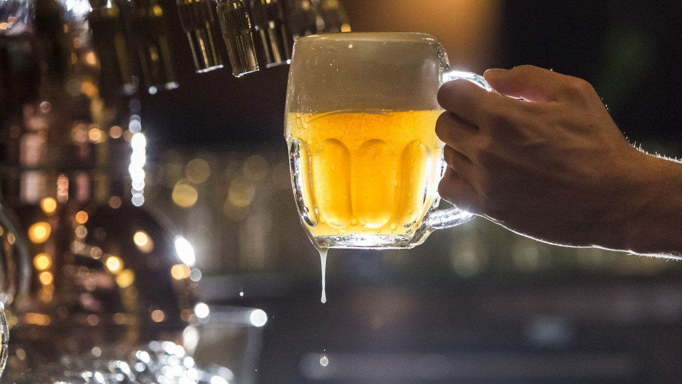 New York is the world's best beer city, says a top brewmaster