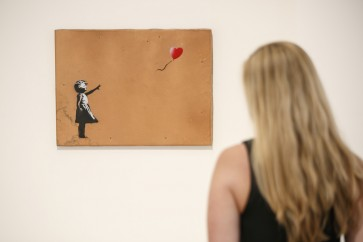 Paris auction house 'would love it' if Banksy pulls another stunt