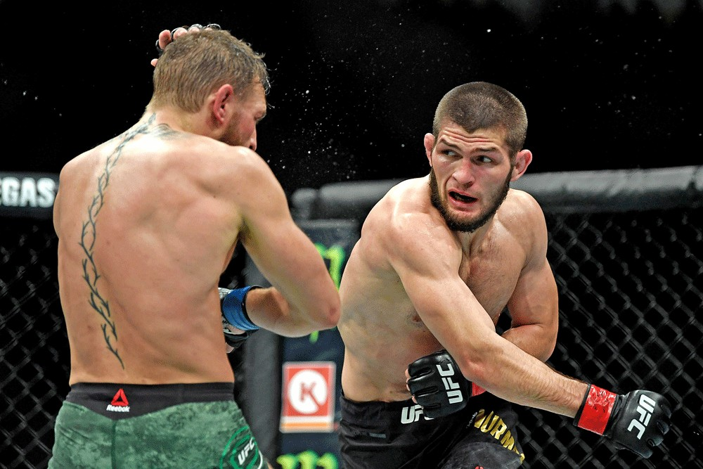 UFC chief thinks Khabib Nurmagomedov could return