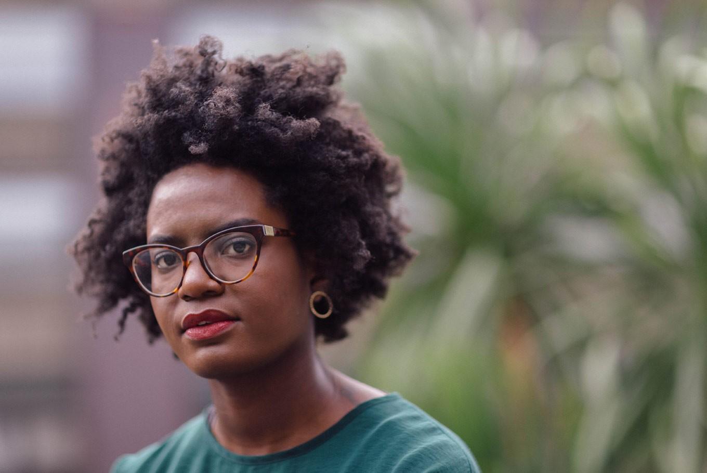 Reni Eddo-Lodge: Sticking around to talk about race