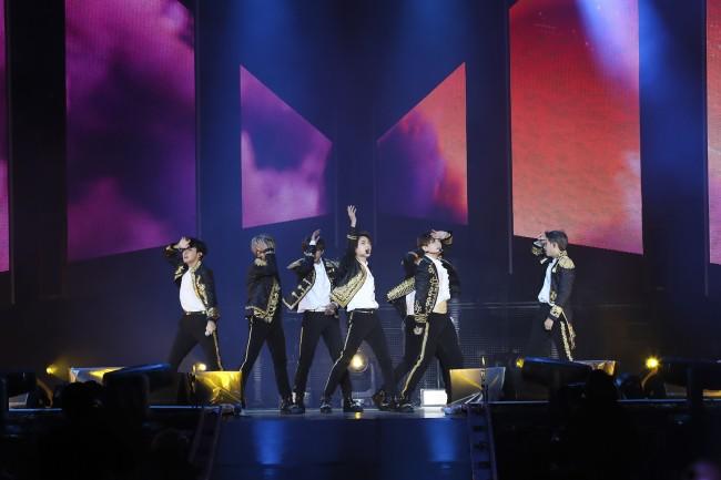 BTS dazzles New York with history-making stadium concert