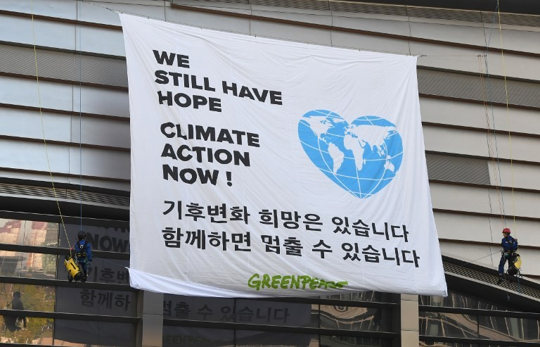 Key points in the UN report on climate change