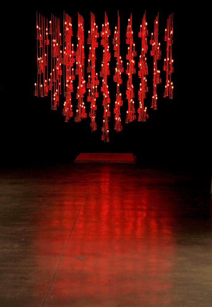 The Light of Spirit by FX Harsono