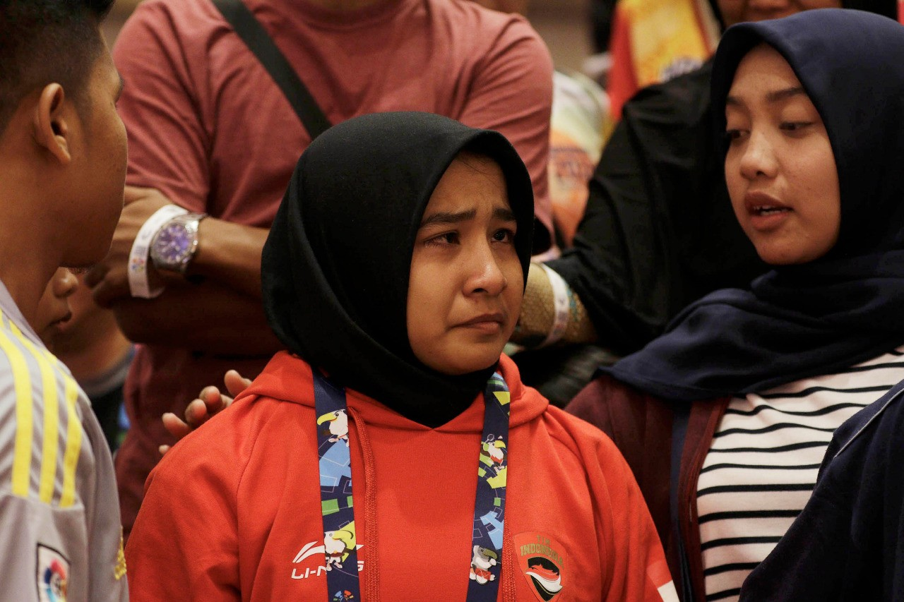 Hijab in blind judo? Athletes' safety comes first