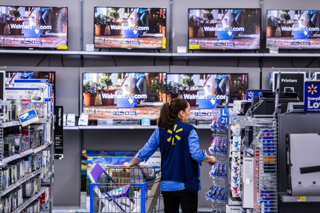 Walmart tries TV content creation with MGM partnership