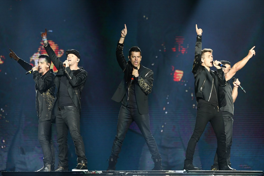 New Kids On The Block celebrate 30th anniversary with tour
