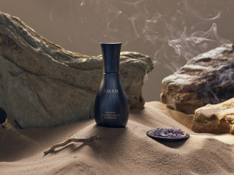 Luxury hospitality brand Aman continues its holistic journey with the launch of skincare products.