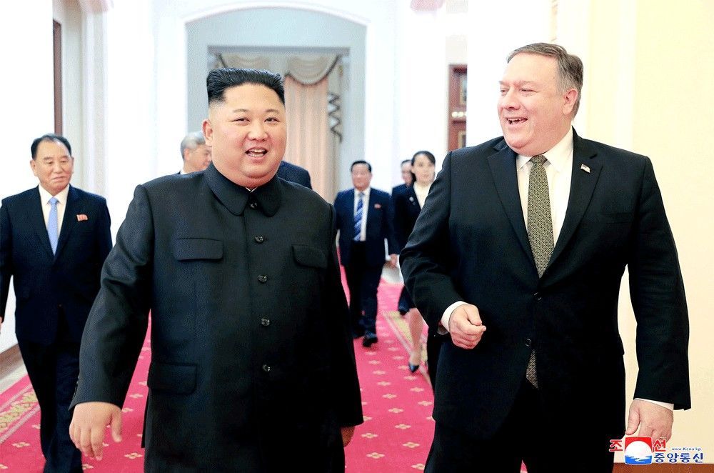 Kim exit wouldn't change US goals: Pompeo