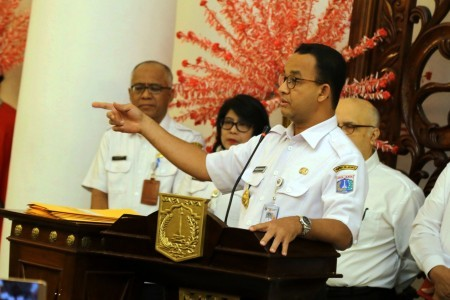 Anies tells FPI to keep defending religion, spokesman says