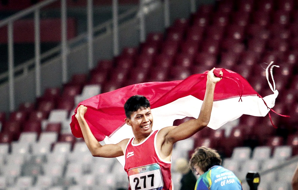 Asian Para Games: Indonesian medalists to receive cash bonuses before closing ceremony