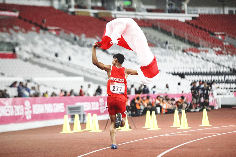 Asian Para Games struggle to attract spectators