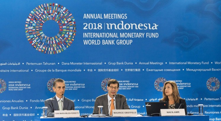IMF lowers global growth projection