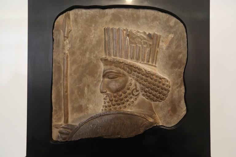 Stolen ancient artifact returns to Iran museum