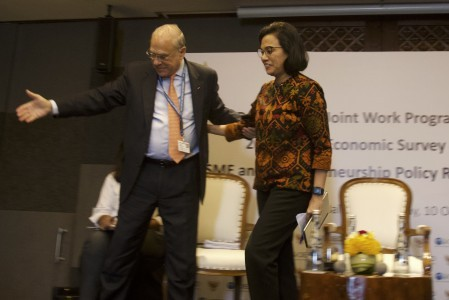 Indonesia must boost resilience with global risks on the rise: OECD