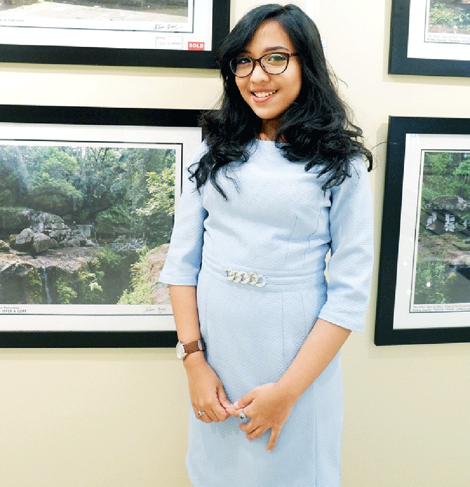 The multifaceted life of Nilam Zubir