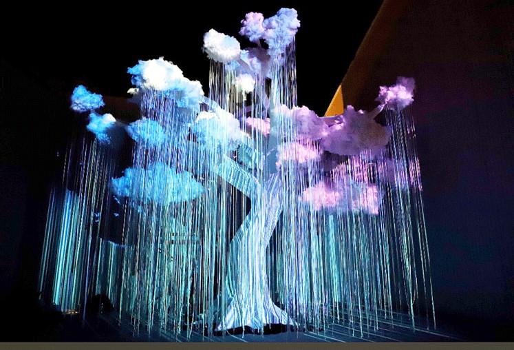 The Cosmic Tree 2.0 by Adi Panuntun