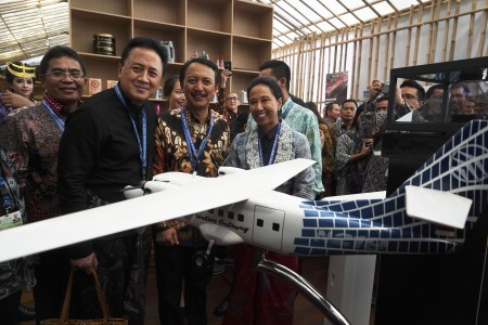 African countries interested in buying Indonesian aircraft