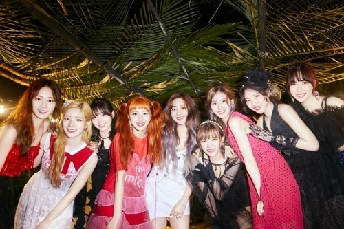 Twice to release third album of the year on Nov. 5