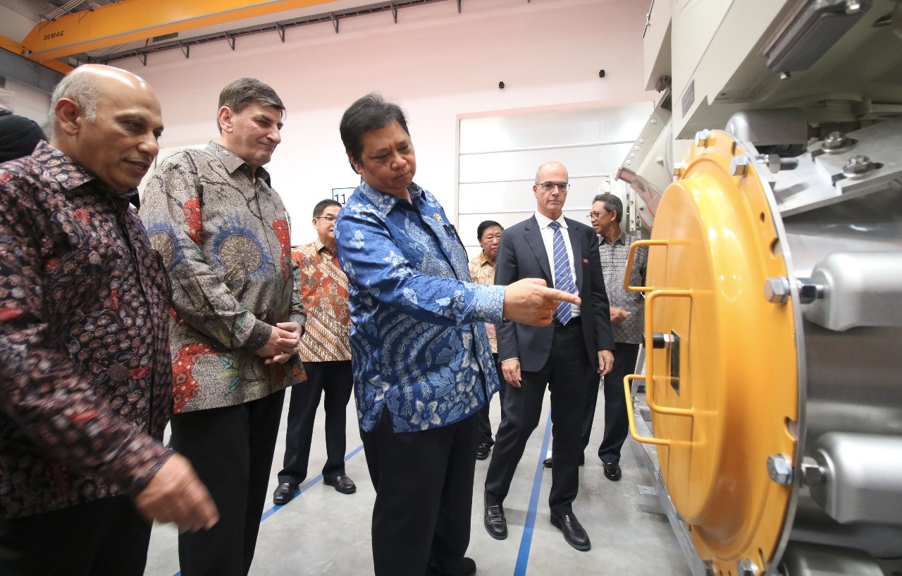 ABB opens new manufacturing facility in Indonesia ...