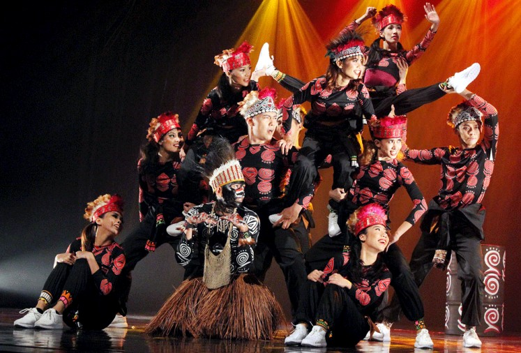 Fusion: The performance is far more diverse when it comes to presentation and dance style.