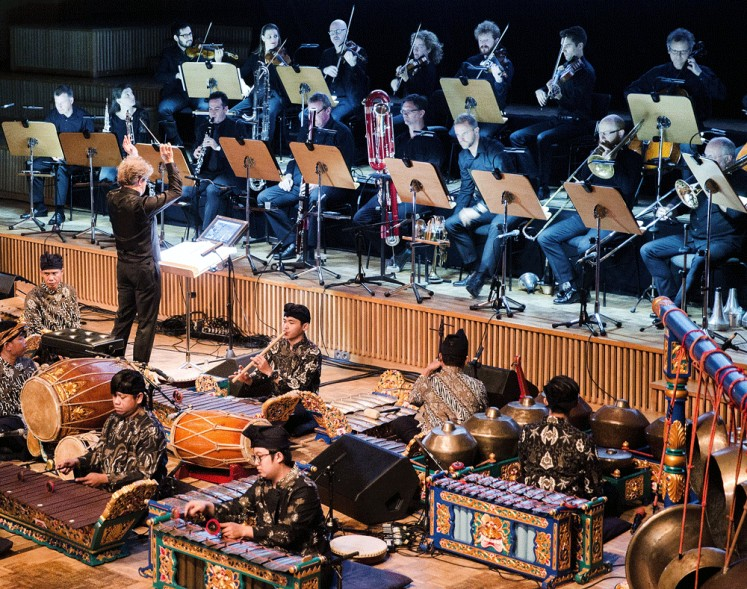 Orchestra treatment: The film is screened with the live accompaniment of the Garasi Seni Benawa gamelan ensemble and the Berlin Radio Symphony Orchestra.