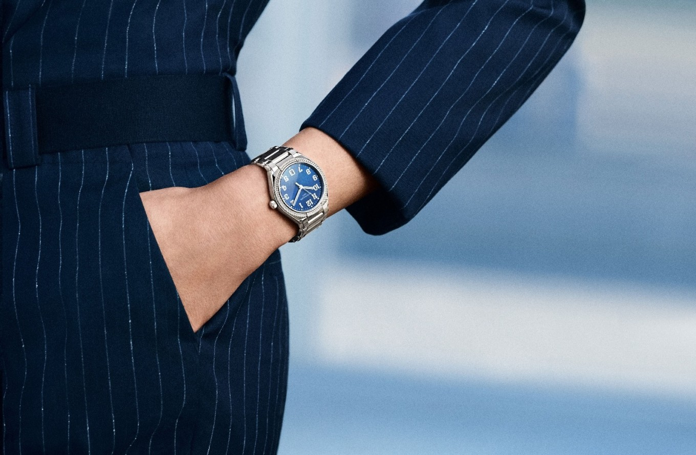 632fc05409a Patek Philippe debuts latest collection for women in Milan ...