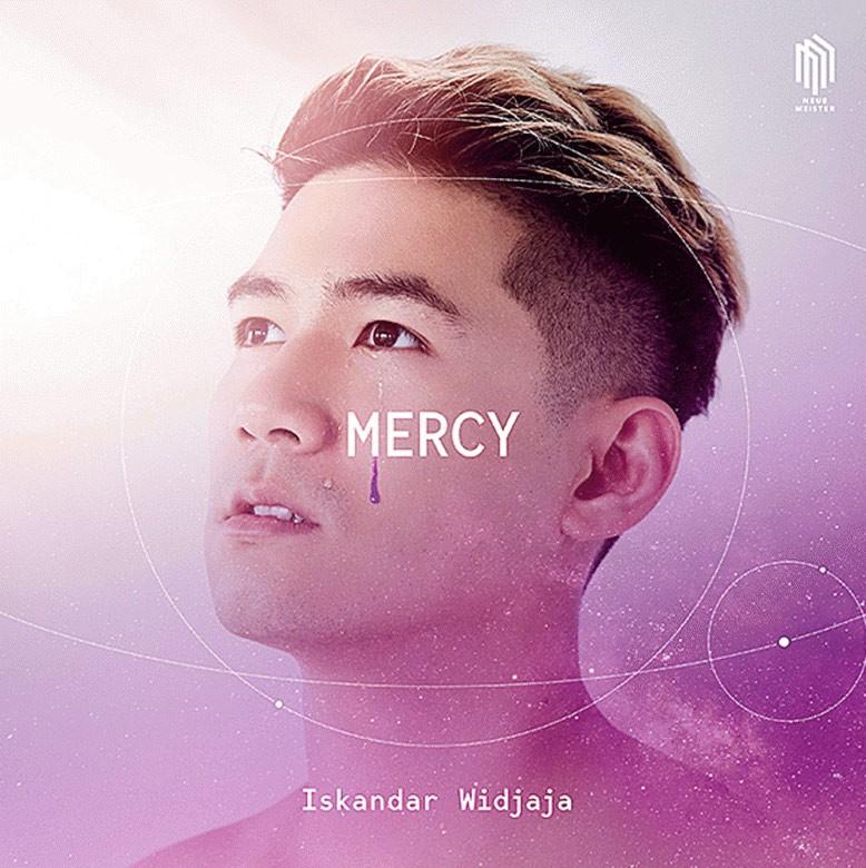 Iskandar Widjaja celebrates each note with 'Mercy'