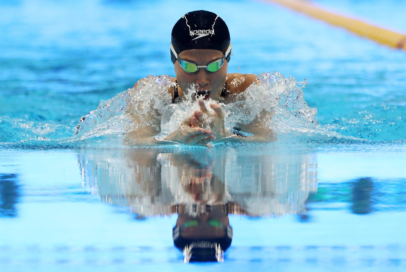 Asian Para Games: Unified Korea, record breaker highlights of swimming