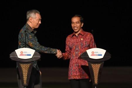 Jokowi praises blended financing in pursuit of SDGs in ASEAN