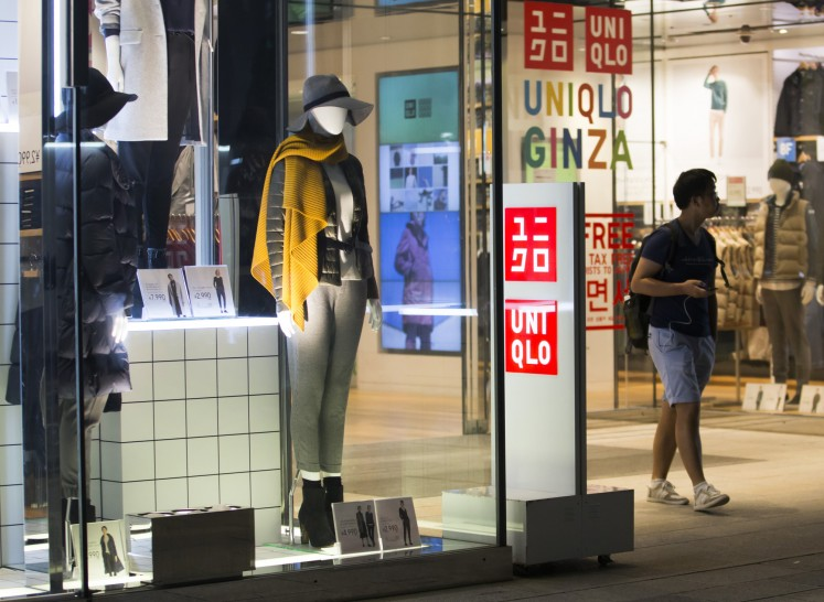 Japan's Uniqlo to make masks using underwear fabric