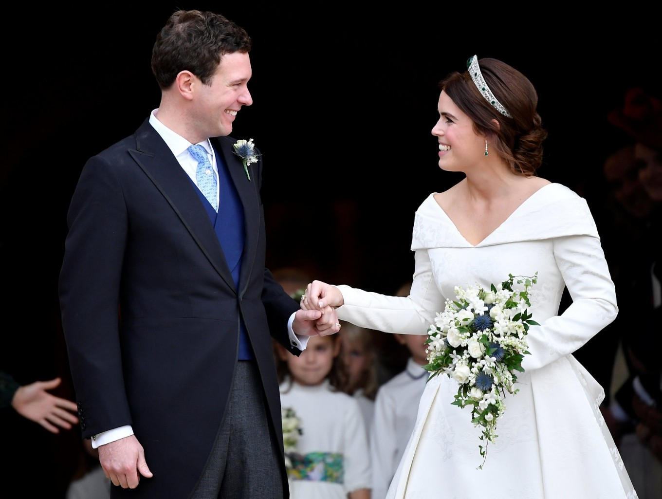Princess Eugenie Pregnant: Harry & William's Cousin Expecting 1st Child With Husband