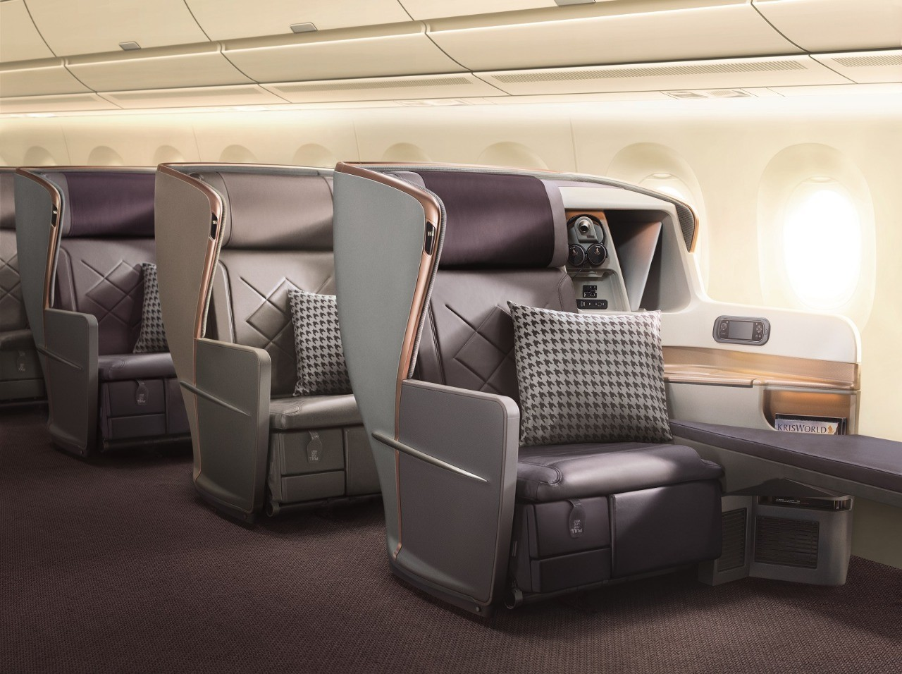 Singapore Airlines officially relaunches Singapore-New York ...
