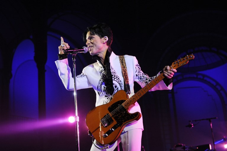 Prince estate to release new album featuring unreleased work