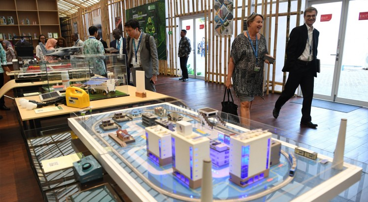 Indonesia Pavilion gives glimpse into archipelago