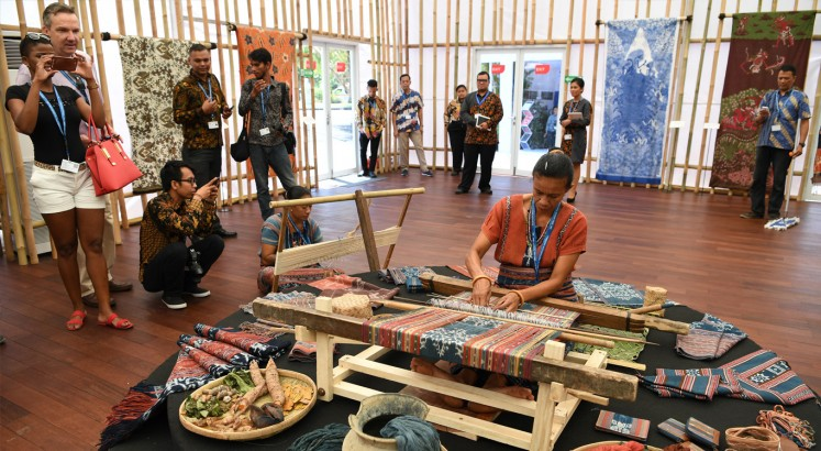 Art Bali displays peek into Indonesia's contemporary creative world