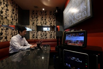 Karaoke office: Japan inc. shifts to unusual workspaces